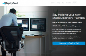 EquityFeed Trading Platform Review