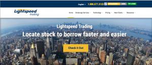 Lightspeed Broker Review