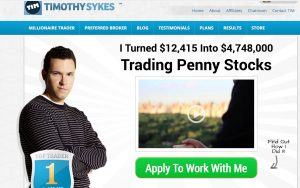 Timothy Sykes Offer