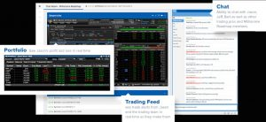 Trading Chat rooms Jason Bond