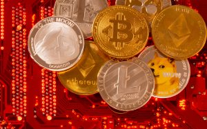 Cryptocurrencies coin