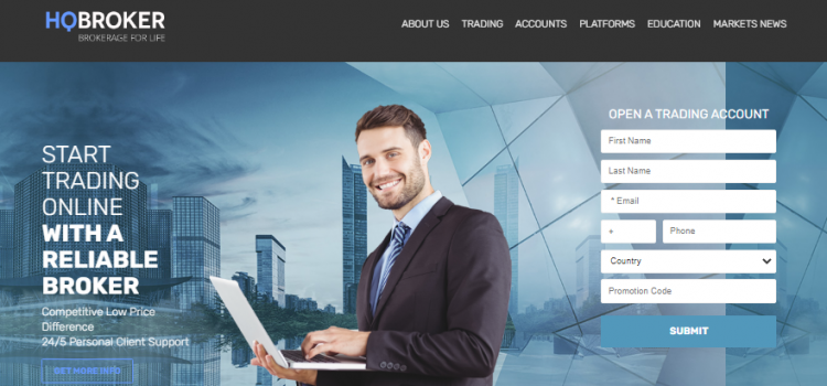 HQBroker – Yet Another Controversial Brokerage